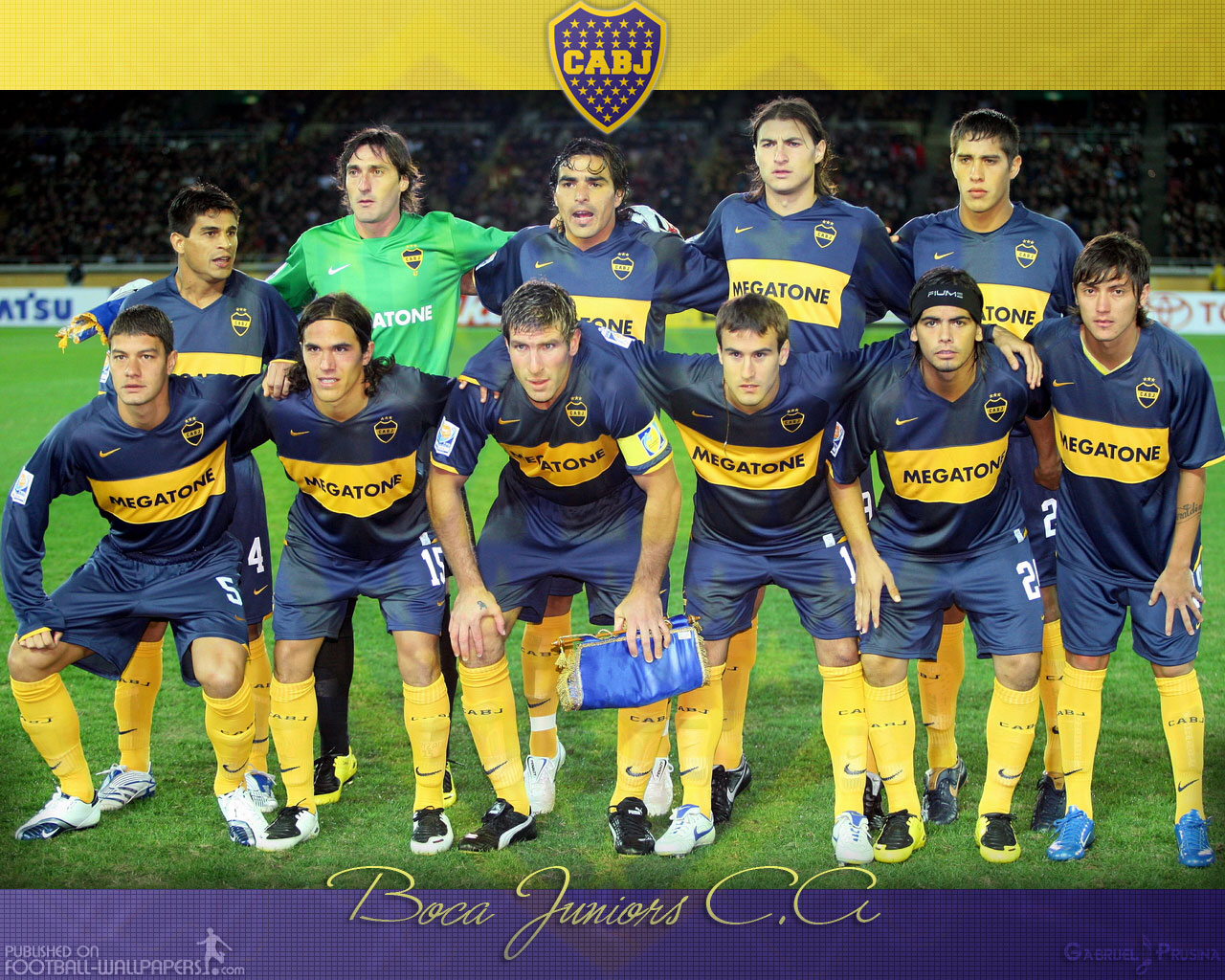 Historia de  Club Atletico Boca Juniors..